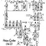 embusen heian godan tcms karate toulouse
