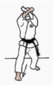 juji-uke-position-bras-tcms-karate-toulouse